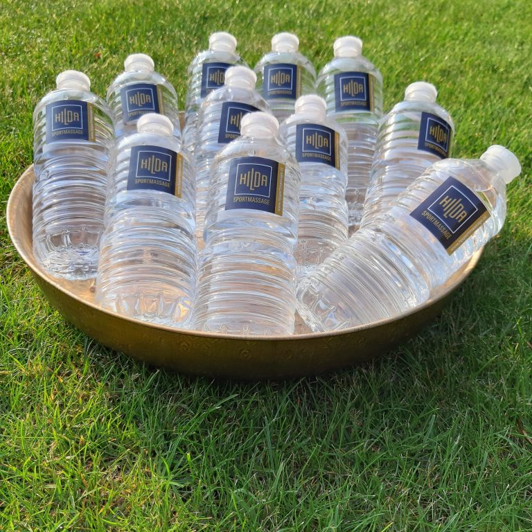 flesjes water